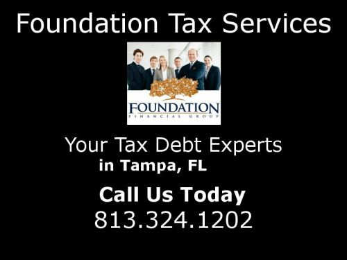 Foundation Tax Services Tampa Florida