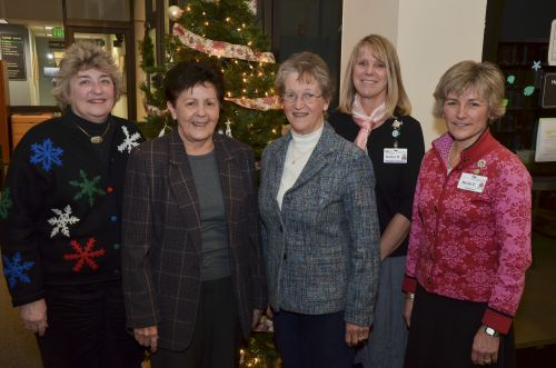 Central Vermont Medical Center Auxiliary Elects Officers Berlin Vermont
