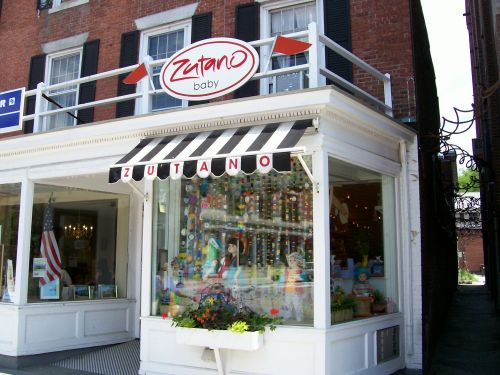Zutano Outlet Store Montpelier Vermont