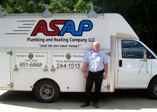 ASAP Plumbing & Heating LLC Waterbury Center Vermont