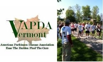 4th Annual Vermont APDA Parkinson's 5k Power Run & Walk-A-Thon Stowe Vermont