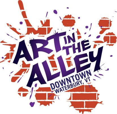 Art in the Alley Waterbury Vermont