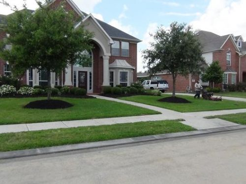 Arning Lawns Pearland Texas