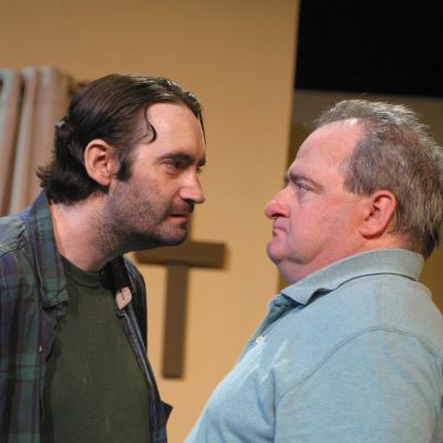 From Left to Right: David Dilego as Ronnie, Adam Cunningham as Gene