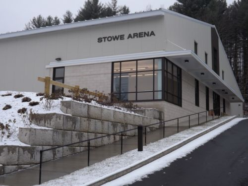 Public Skate Time Stowe Vermont