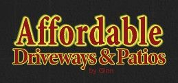 Affordable Driveways and Patios by Glen Murfreesboro Tennessee