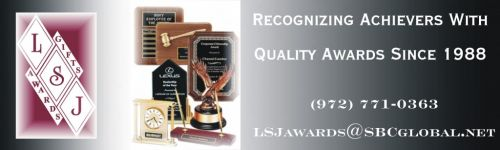 Gifts and Awards by LSJ Rockwall Texas