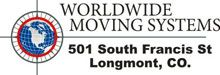 Worldwide Moving Systems Longmont Colorado