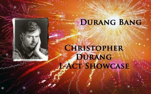 Poster for Christopher Durang 1-Act Showcase