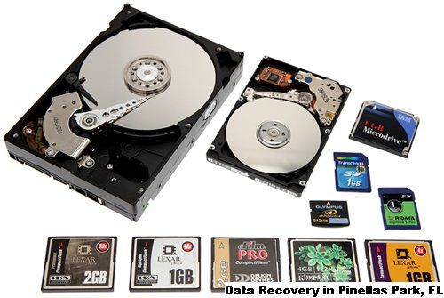 Data Recovery in Pinellas Park, FL Pinellas Park Florida