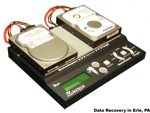 Data Recovery in Erie, PA erie Pennsylvania