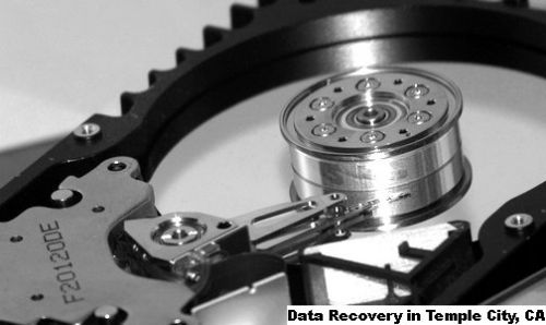 Data Recovery in Temple City, CA Temple Texas