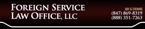 Foreign Service Law Office, LLC Evanston Illinois