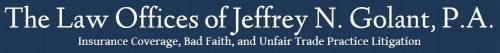 The Law Offices of Jeffrey N. Golant P.A. Pompano Beach Florida