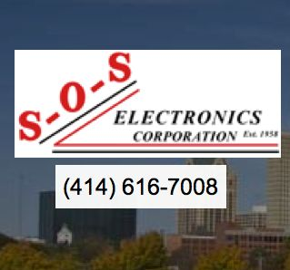 S-O-S Electronics Corporation Milwaukee Wisconsin