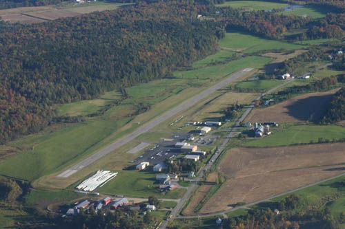 Whitcomb Aviation Morrisville Vermont