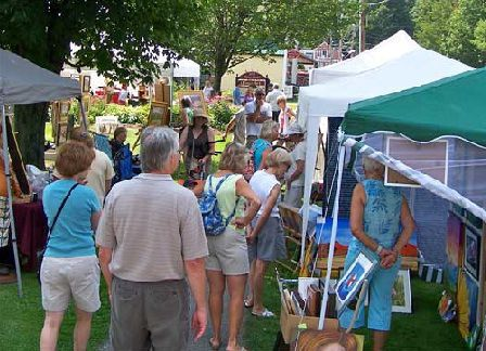 Cambridge Festival of the Arts Jeffersonville Vermont