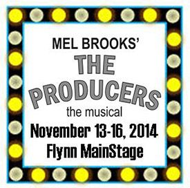 "Auditions for Lyric Theatre Company's ""The Producers"" Williston Vermont"