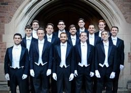 The Yale Whiffenpoofs at Trapp Family Lodge Stowe Vermont