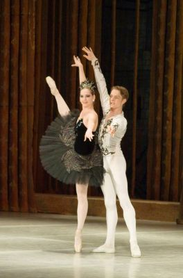 <i>Swan Lake</i>, by Rudolf Nureyev State Ballet Theatre of Russia Stowe Vermont