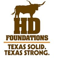 HD Foundations, Inc. Arlington Texas