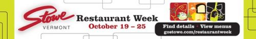 Click Here for Restaurant Week Menus & Details