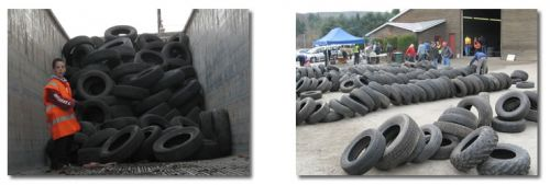 Wheels for Warmth tire drop-offs Middlesex Vermont