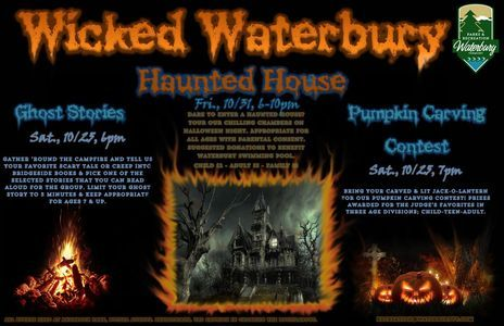 New Haunted House Raises Funds for Community Pool - myChamplainValley.com Waterbury Vermont
