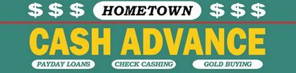Check Cashing, Cash Advances, Payday Loans