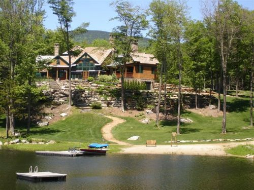 Highest Vermont Residential Sale of the Year Completed by  Vermont Country Properties Sotheby's International Realty Stratton Vermont