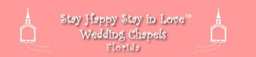Stay Happy Stay in Love Orlando Wedding Kissimmee Florida