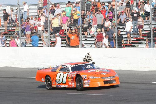 Québec's Patrick Laperle (#91) is among the top drivers expected to contend for the win at the Bill McBride Chevrolet