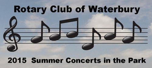 Concert in the park:  Stone Cold Roosters Waterbury Vermont