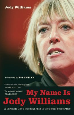 My Name Is Jody Williams cover