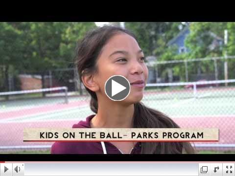 Kids on the Ball - Fifteen years of tennis