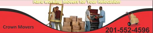 Crown Movers NJ New Jersey