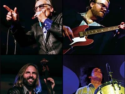 RICK ESTRIN & THE