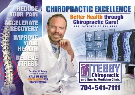 Tebby Chiropractic and Sports Medicine Clinic Charlotte North Carolina