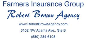 Robert Brown Agency Lawton Oklahoma