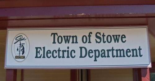 Stowe Town Electric Department Stowe Vermont
