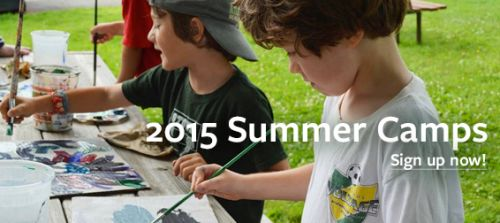 Summer Camp! POP! WHIZ! KAPOW! 4th of July Camp Stowe Vermont