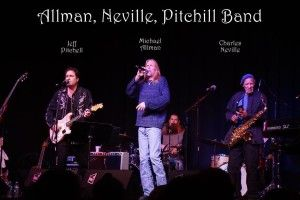 The Allman Neville Pitchell Band Stowe Vermont