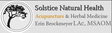 Solstice Acupuncture Portland Oregon
