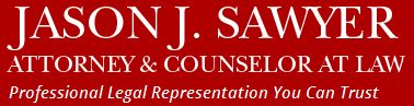 Jason J. Sawyer, Attorney & Counselor At Law Burlington Vermont