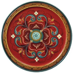 Traditional Norwegian Rosemaling Waitsfield Vermont