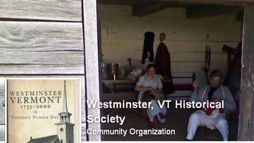 Westminster Historical Society Museum is open Sundays Westminster Vermont
