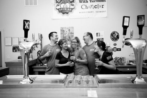 Drop In Brewing Company Middlebury Vermont
