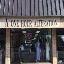 A One Hour Alterations Houston Texas