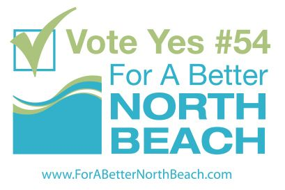 Vote Yes #54 For A Better North Beach Miami Florida