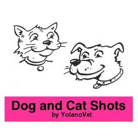 Dog and Cat Shots by YolanoVet